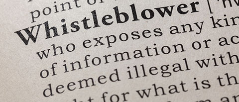 Whistleblower Protection Image