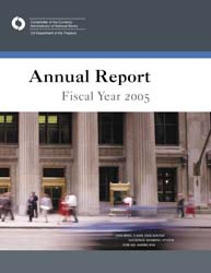 Annual Report 2005 Cover Image