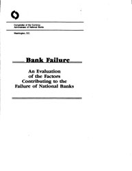 Bank Failure Cover Image