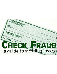 Check Fraud: A guide to Avoiding Losses Cover Image