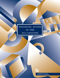 Financial Access in the 21st Century Cover Image