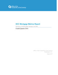 Mortgage Metrics Q4 2016 Cover Image