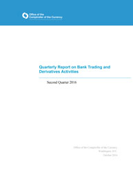 Quarterly Report on Bank Derivatives Activities: Q2 2016