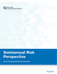 Semiannual Risk Perspective, Fall 2019
