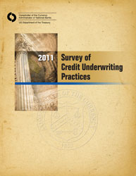 Survey of Credit Underwriting Practices 2011 Cover Image